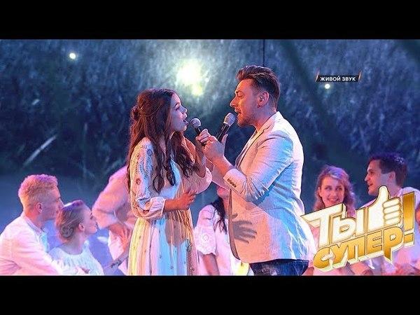 Идеальный белорусский дуэт! Вера Ярошик и Руслан Алехно очаровали зрителей бесподобным номером