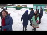 Марийский танец. Магашлы-Алмантаево. УЯРНЯ. Видео Хайбуллина Василия