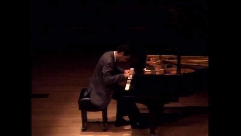 Franz Liszt; Années de pèlerinage I, S.160: Chapelle de Guillaume Tell – Pablo Miró Cortez