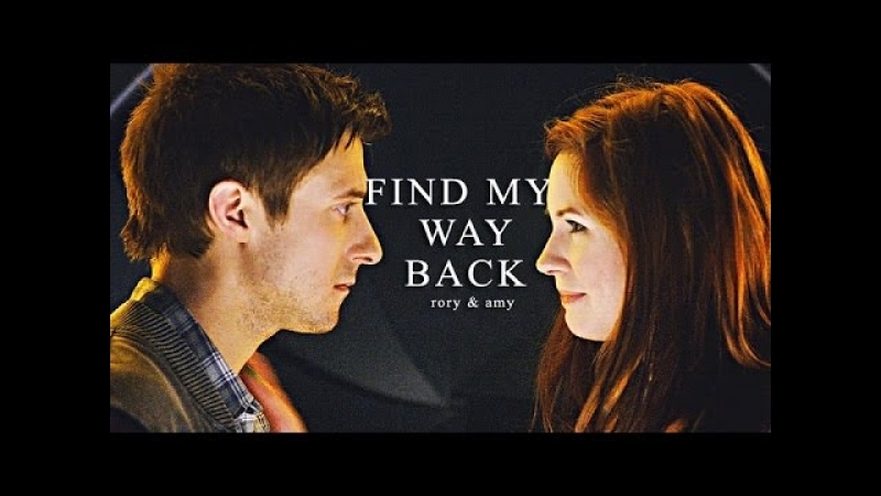 Rory Amy - Find My Way Back