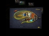 Artistic Salmon Flies!