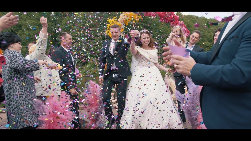 Леша и Катя - Свадебный клип от Petryakov.com.mp4