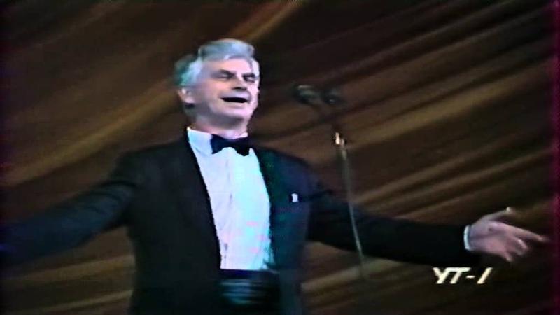 Solovyanenko арія Калафа Turandot LIVE 1994