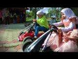 Маленькие Сабир и София пригласили нас на чудесный праздник детства, который организовал Мухтасибат города Бугульма.