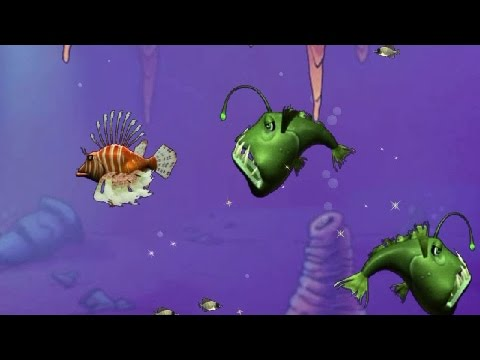 Let's play Feeding Frenzy - Part 2: Leon the Lionfish