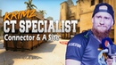 CT Specialist: Krimz Connector Pushed Up A Control on Mirage
