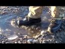 715 team - Будет глубокое проникновение в лед (Берцы от Garsing)