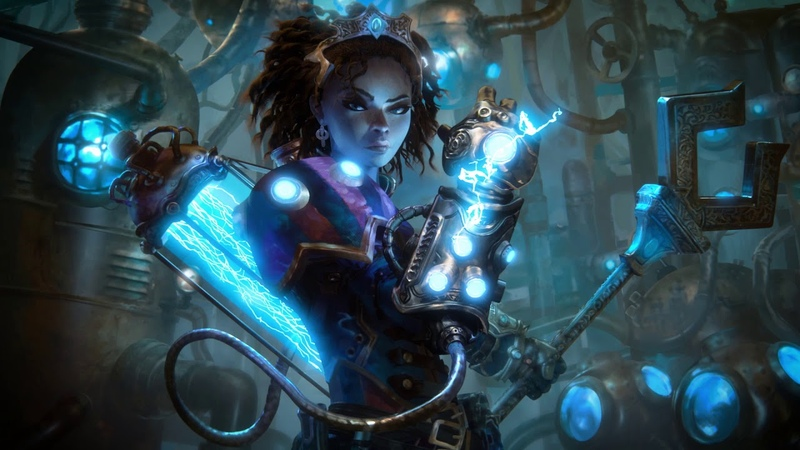 Magic The Gathering Guilds of Ravnica Official Trailer