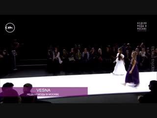 KIRA | VESNA DRESS | MOSCOW FASHION WEEK