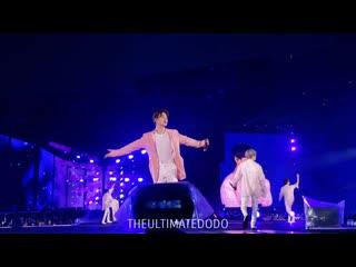 [FANCAM] 190511 BTS - Best Of Me @ World Tour