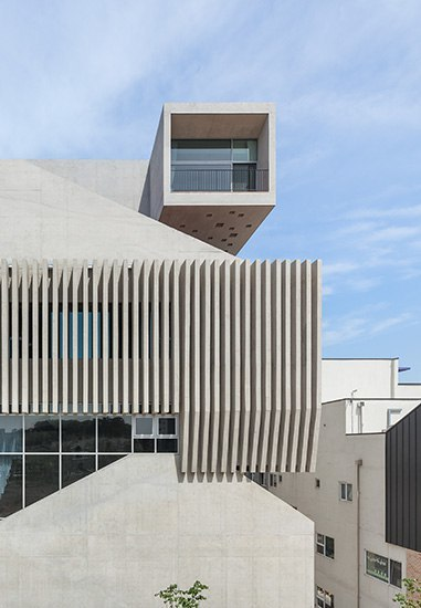 The Closest Church by IDMM Architects