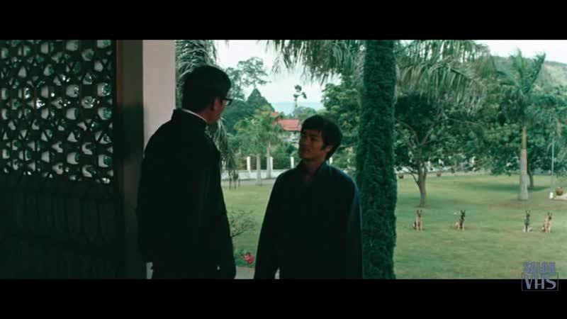 Большой босс Tang shan da xiong The Big Boss 1971 Володарский