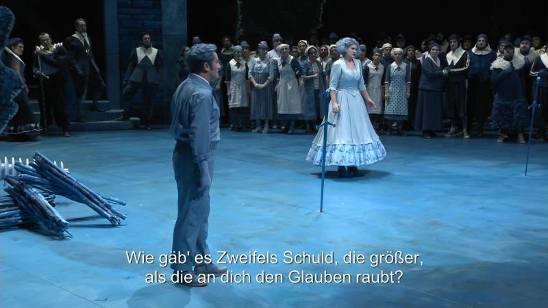 Bayreuther Festspiele 2018 - Richard Wagner: Lohengrin (Байрёйт, 25.07.2018) - Акт I