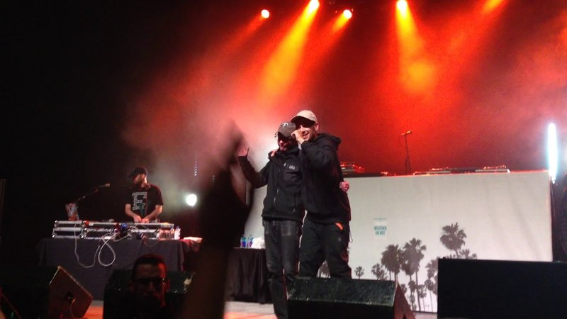 EVIDENCE Of DILATED PEOPLES LIVE 2018