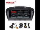 8,8 дюйма HD экран для BMW 5 серии E60 E90 CIC CCC система стерео аудио-видео плеер GPS навигации мультимедиа без CD DVD