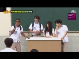 180818 Lucas (NCT) @ Knowing Bros Ep.141