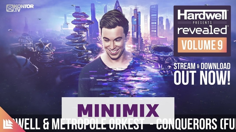 Hardwell presents Revealed Volume 9 (Official Minimix HD)