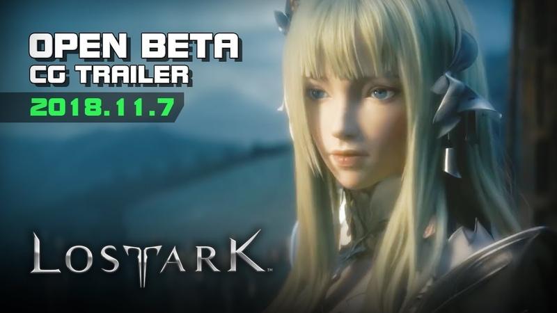 Lost Ark - Open Beta CG Trailer - PC - F2P - KR