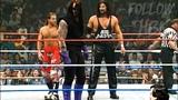 Shawn Michaels, The Undertaker &amp Diesel vs. Sycho Sid, Tatanka &amp Kama (July 25, 1995)
