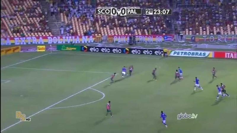 Gols Sampaio Corrêa 1 x 1 Palmeiras - Copa do Brasil 2015