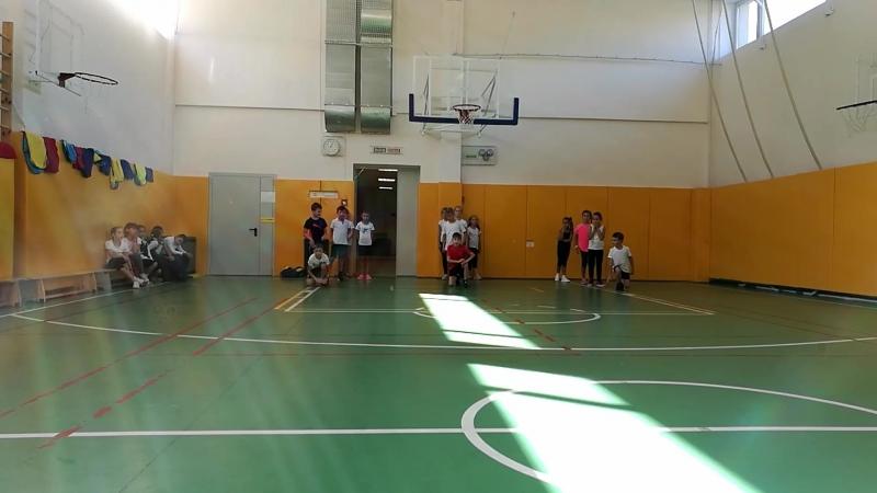 Уроки Физической Культуры, раздел Лёгкая атлетика (в зале) в 3-5 классах.