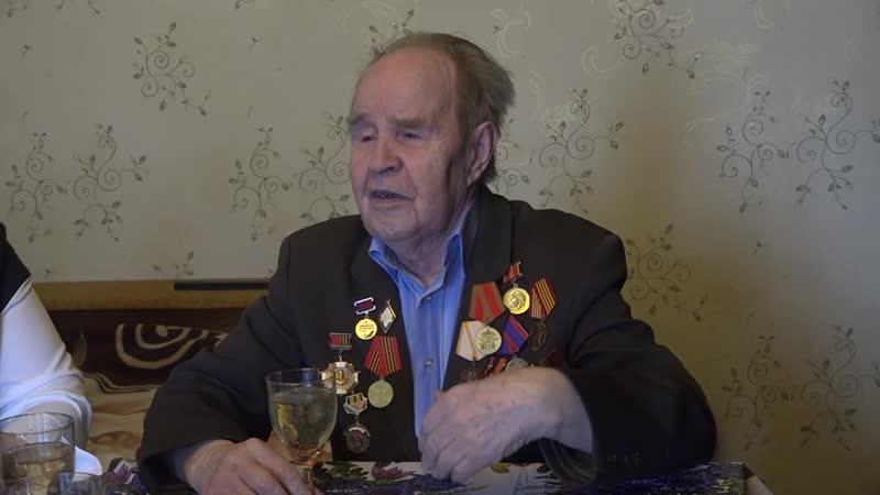 Сердобск ТВ - 90-летний юбилей А.А.Пименова