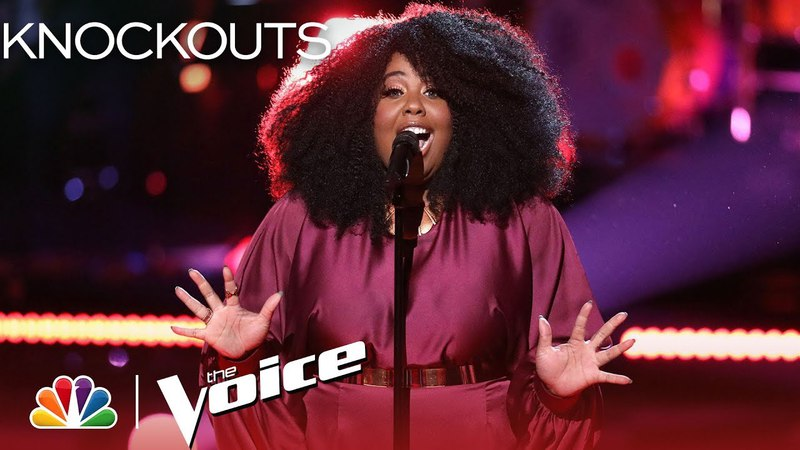 The Voice 2018 Knockout - Kyla Jade: You Don't Own Me