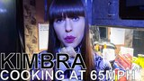Kimbra Makes Bread &amp Butter Pudding - COOKING AT 65MPH Ep. 31