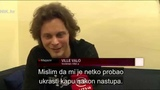 InMagazin Interview with Ville Valo and Gas Lipstick