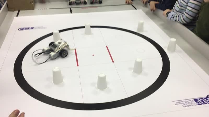 Соревнования по робототехнике 4.11.18 24