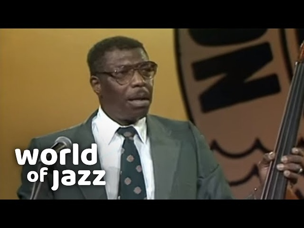 Major Holley's Salute to Louis Jordan at the North Sea Jazz Festival • 10-07-1981 • World of Jazz