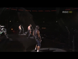 LIVE - HD - Metallica - Nothing else Matters @ Seoul 2006