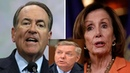 Pelosi Shaking After Mike Huckabee Announce This Secret Graham In Trouble