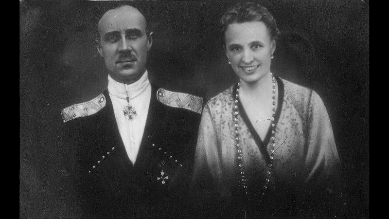 Русские без России. Генерал Врангель