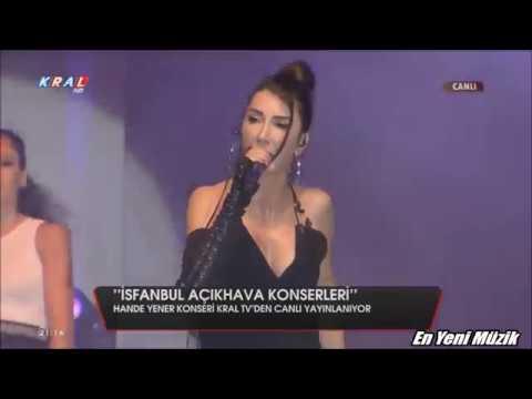 Hande Yener - İsfanbul ( Vialand ) Açıkhava Konseri | Canlı Performans