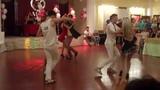 Бачата мастерс.Дмитрий Лунев и Daria Rojas, 1 место, Dance Life. Конкурс Viva la Salsa в Белгороде.