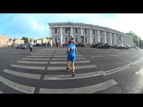 Андрей Ефимов, Бегущий Экскурсовод