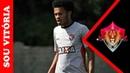 Lateral-esquerdo do Vitória é convocado para Seleção Brasileira Sub-20