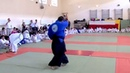 REAL AIKIDO (AZE) Exam for 3 DAN Black Belt - Fariz Abdullayev 🥋🇦🇿🇷🇸