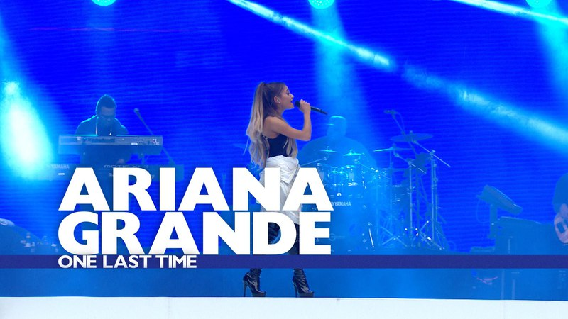 Ariana Grande - One Last Time (Live At The Summertime Ball 2016)
