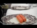 В Екатеринбурге прошел чемпионат по поеданию сосисок на скорость