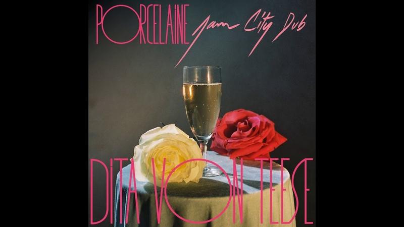Dita Von Teese and Sebastien Tellier - Porcelaine (Jam City Dub) (Official Audio)