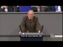 Axel Gehrke AFD : Nun mal Langsam, ich fange gerade erst an!