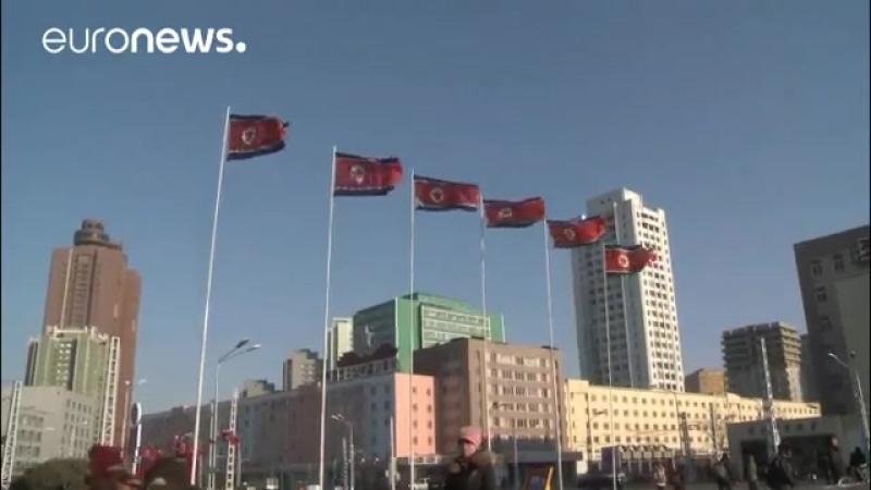 Nordkorea bereitet angeblich Freilassung von US-Gefangenen vor