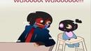 Топ 5 смешных анимаций Андертейл