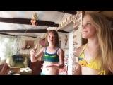 Two Beautiful Young Russian Girls - Bikinis