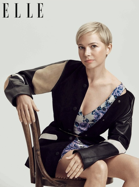 Michelle Williams Elle U, Mach 2019