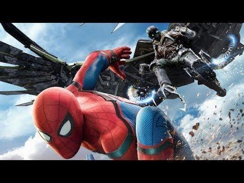 Spider Man ★ Into the Spider Verse ★ Full Final Battle
