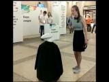 Робот принимает абитуриентов