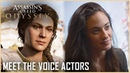 Assassins Creed Odyssey Meet the Actors Behind Alexios and Kassandra Ubisoft NA
